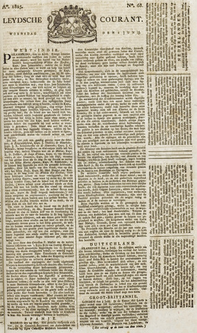 Leydse Courant 1825-06-08