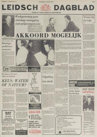 Leidsch Dagblad 1977-02-11