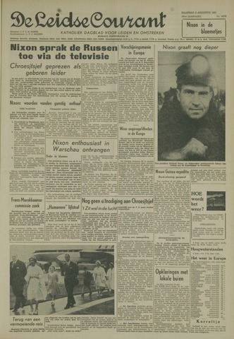 Leidse Courant 1959-08-03