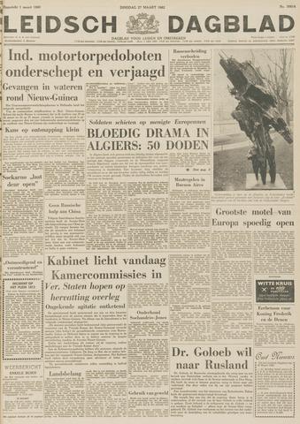 Leidsch Dagblad 1962-03-27