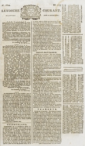 Leydse Courant 1824-09-20