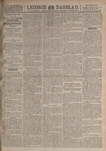 Leidsch Dagblad 1920-10-23