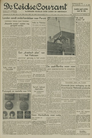 Leidse Courant 1951-07-31