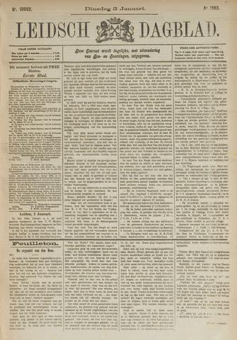 Leidsch Dagblad 1893-01-03