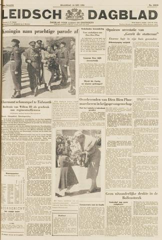 Leidsch Dagblad 1954-05-10