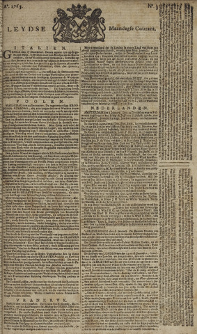 Leydse Courant 1765-01-07