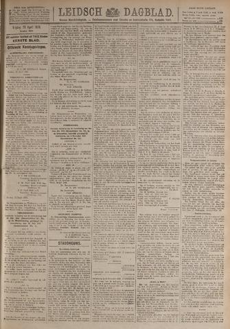 Leidsch Dagblad 1920-04-23