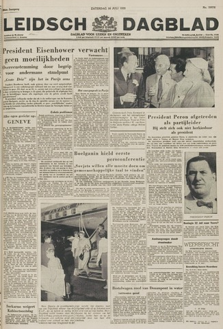 Leidsch Dagblad 1955-07-16