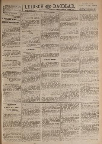 Leidsch Dagblad 1920-04-16