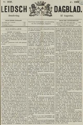 Leidsch Dagblad 1868-08-27