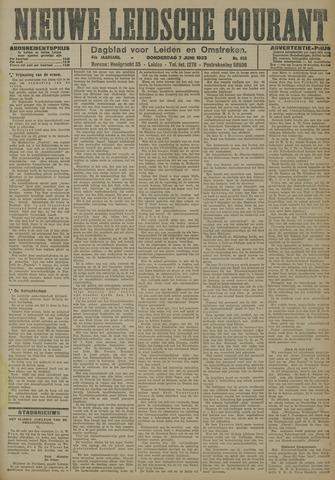 Nieuwe Leidsche Courant 1923-06-07