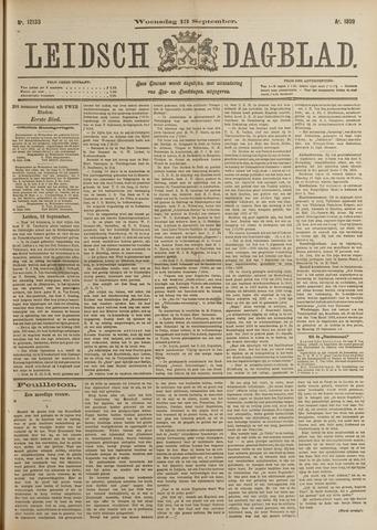 Leidsch Dagblad 1899-09-13