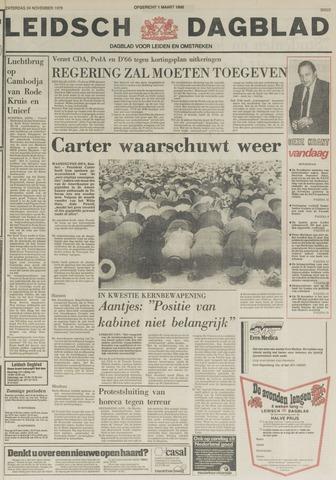 Leidsch Dagblad 1979-11-24