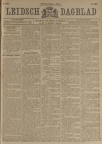Leidsch Dagblad 1907-05-08