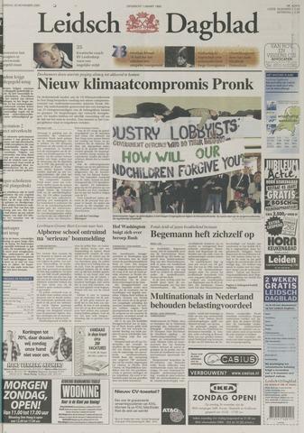 Leidsch Dagblad 2000-11-25