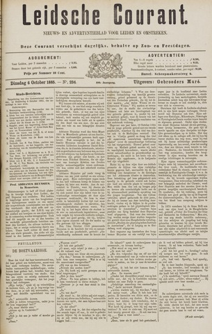 Leydse Courant 1885-10-06