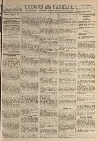 Leidsch Dagblad 1921-09-08
