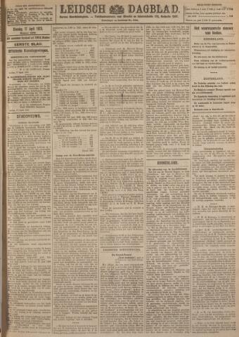 Leidsch Dagblad 1923-04-17