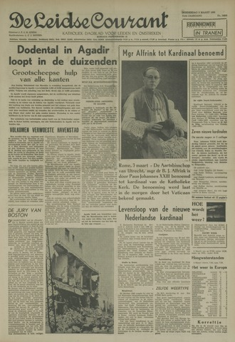 Leidse Courant 1960-03-03