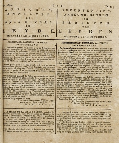 Leydse Courant 1812-09-23