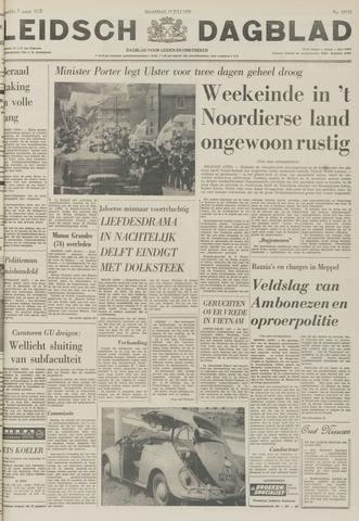 Leidsch Dagblad 1970-07-13