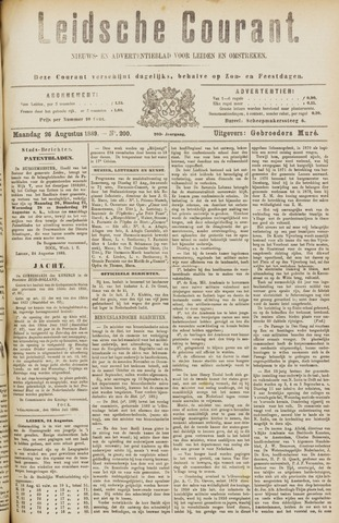 Leydse Courant 1889-08-26