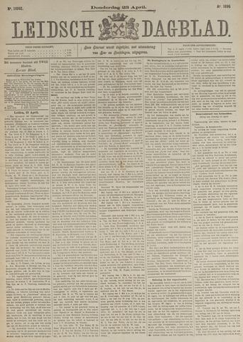 Leidsch Dagblad 1896-04-23
