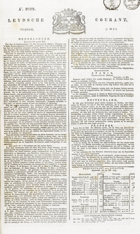Leydse Courant 1839-05-31