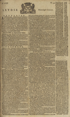 Leydse Courant 1755-07-28