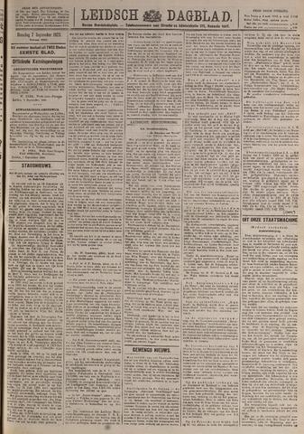 Leidsch Dagblad 1920-09-07