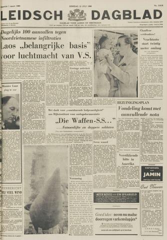 Leidsch Dagblad 1966-07-12