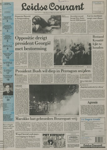 Leidse Courant 1992-01-04