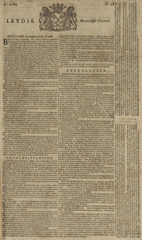 Leydse Courant 1760-02-11