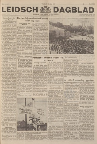 Leidsch Dagblad 1951-07-13