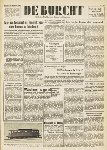 De Burcht 1946-02-25