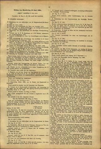 Handelingen van de Raad 1891-06-18