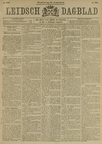 Leidsch Dagblad 1904-08-11
