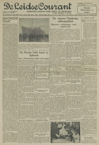 Leidse Courant 1949-10-08