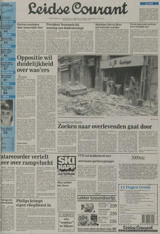 Leidse Courant 1992-10-13