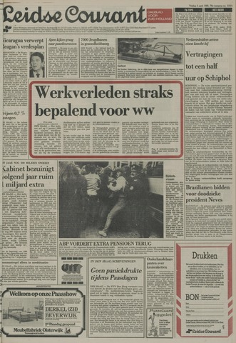 Leidse Courant 1985-04-05