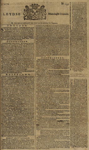Leydse Courant 1778-11-02