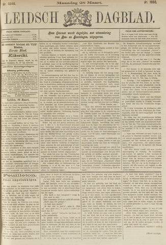 Leidsch Dagblad 1892-03-28