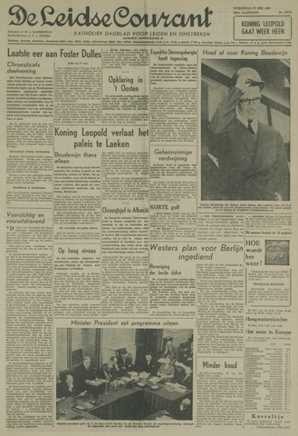 Leidse Courant 1959-05-27