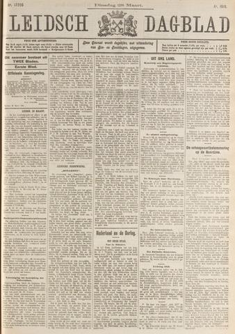 Leidsch Dagblad 1916-03-28