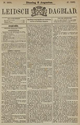 Leidsch Dagblad 1882-08-08