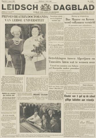 Leidsch Dagblad 1961-07-07