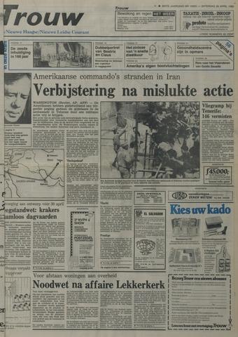 Nieuwe Leidsche Courant 1980-04-26