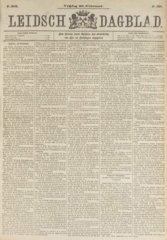 Leidsch Dagblad 1894-02-23