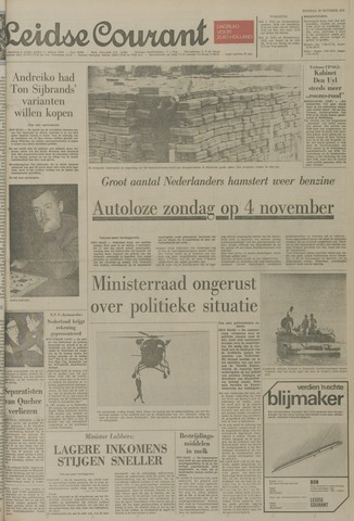 Leidse Courant 1973-10-30