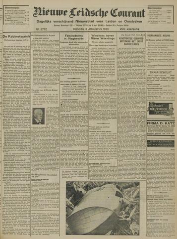 Nieuwe Leidsche Courant 1939-08-08